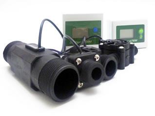 バッテリー式簡易デジタル流量計