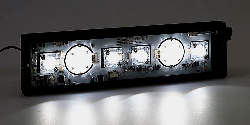 LED イメージ太陽光